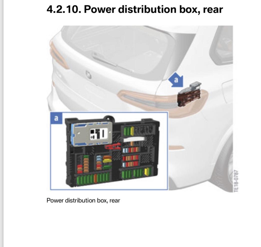 fuse box - BMW X5 Forum (G05) Fuse Box For X on grand cherokee fuse box, new beetle fuse box, h3 fuse box, srx fuse box, e36 m3 fuse box, ridgeline fuse box, fj cruiser fuse box, range rover p38 fuse box, murano fuse box, 4runner fuse box, yukon denali fuse box, passat fuse box, ram 1500 fuse box, rav4 fuse box,
