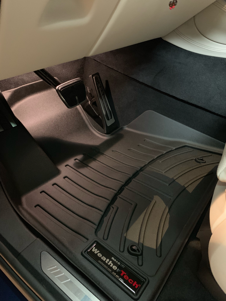 Weathertech Laser Cut Mats Bmw X5 Forum G05