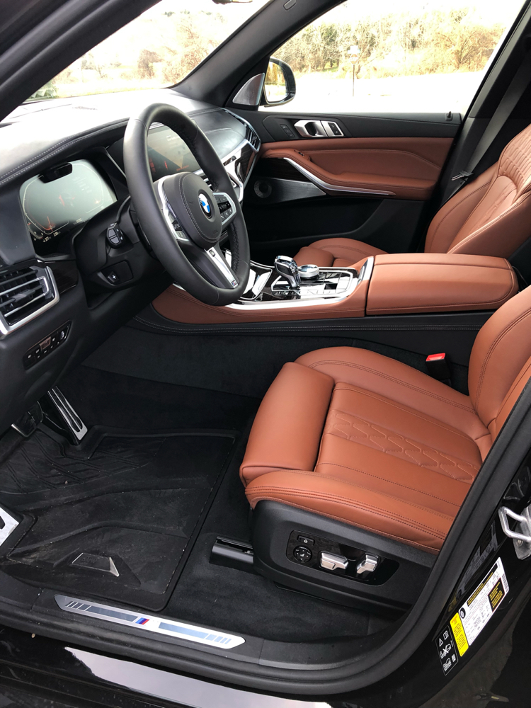 BMW X5 Forum (G05) - View Single Post - WeatherTech Laser cut mats