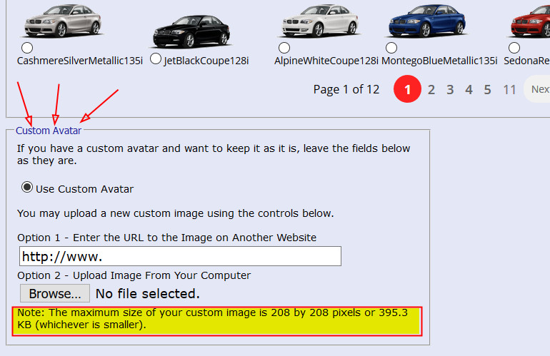 Anyone Think We Will Get More Avatars For Drivers Profile Bmw X5 Forum G05