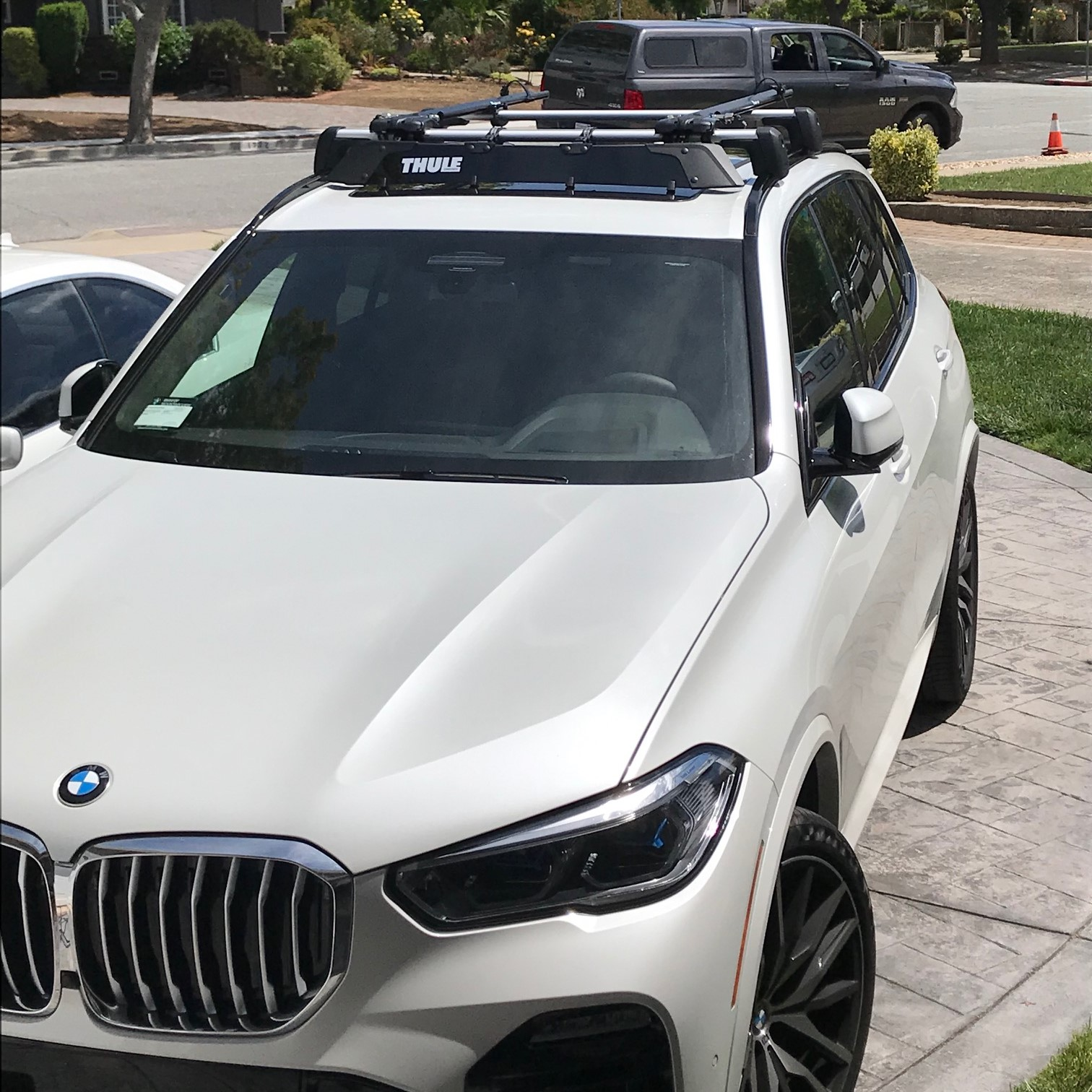 Roof Rack Page 3 Bmw X5 Forum G05