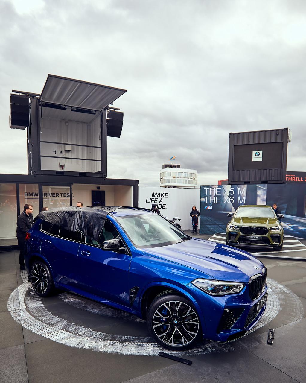 Name:  BMW-X5-M-X6-M-at-Hockenheim_4.jpg Views: 7818 Size:  330.8 KB