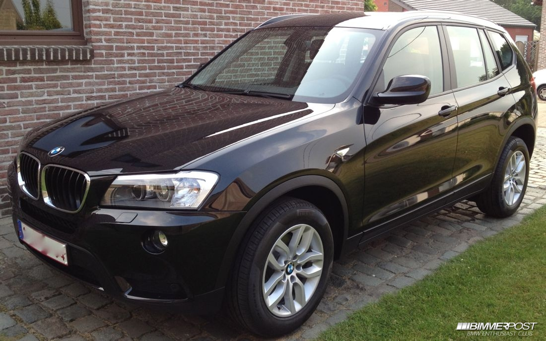 Redonebe S 2012 Bmw X3 Bimmerpost Garage